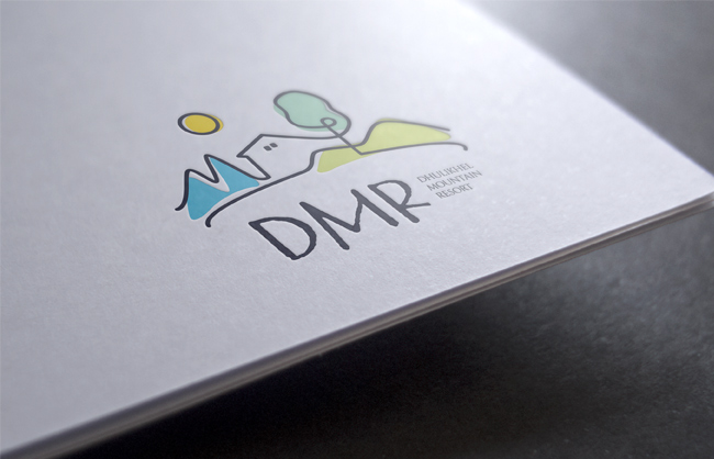 Dhulikhel Mountain Resort Branding